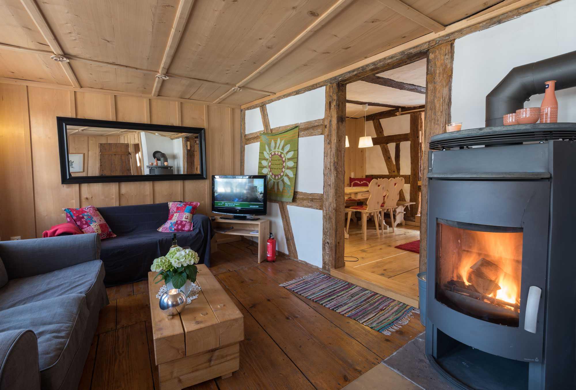 ferien im denkmal historisches ferienhaus im schwarzwald. Black Bedroom Furniture Sets. Home Design Ideas