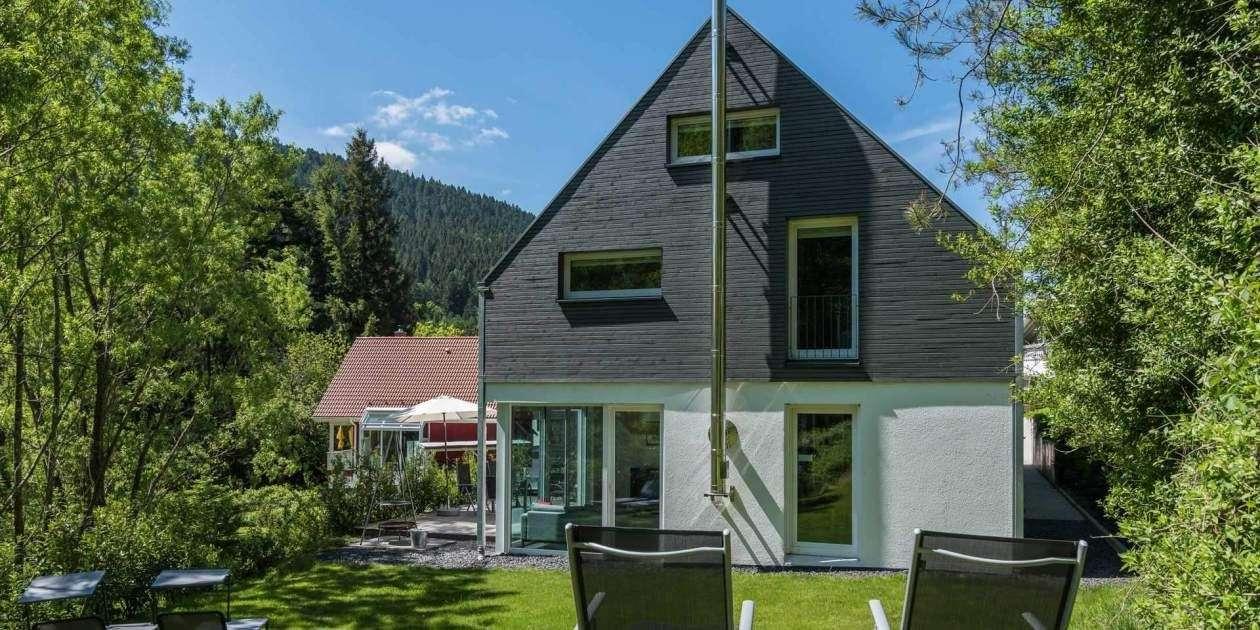bildergalerie luxus ferienhaus dieboldsberg traumferienh user. Black Bedroom Furniture Sets. Home Design Ideas
